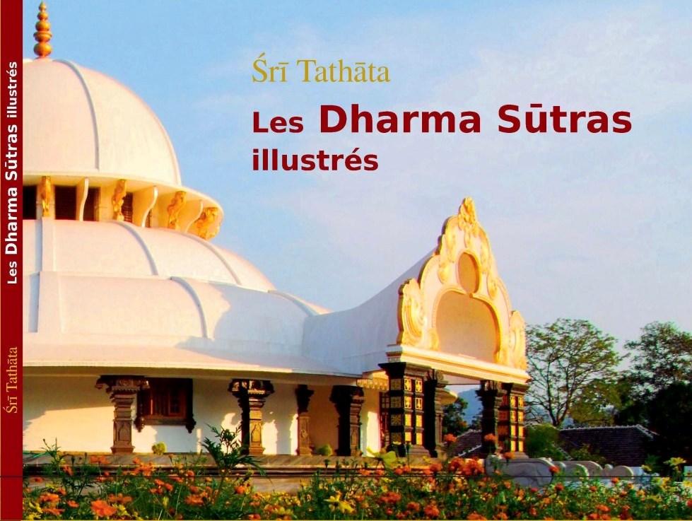Livre les Dharma Sutras illustrés