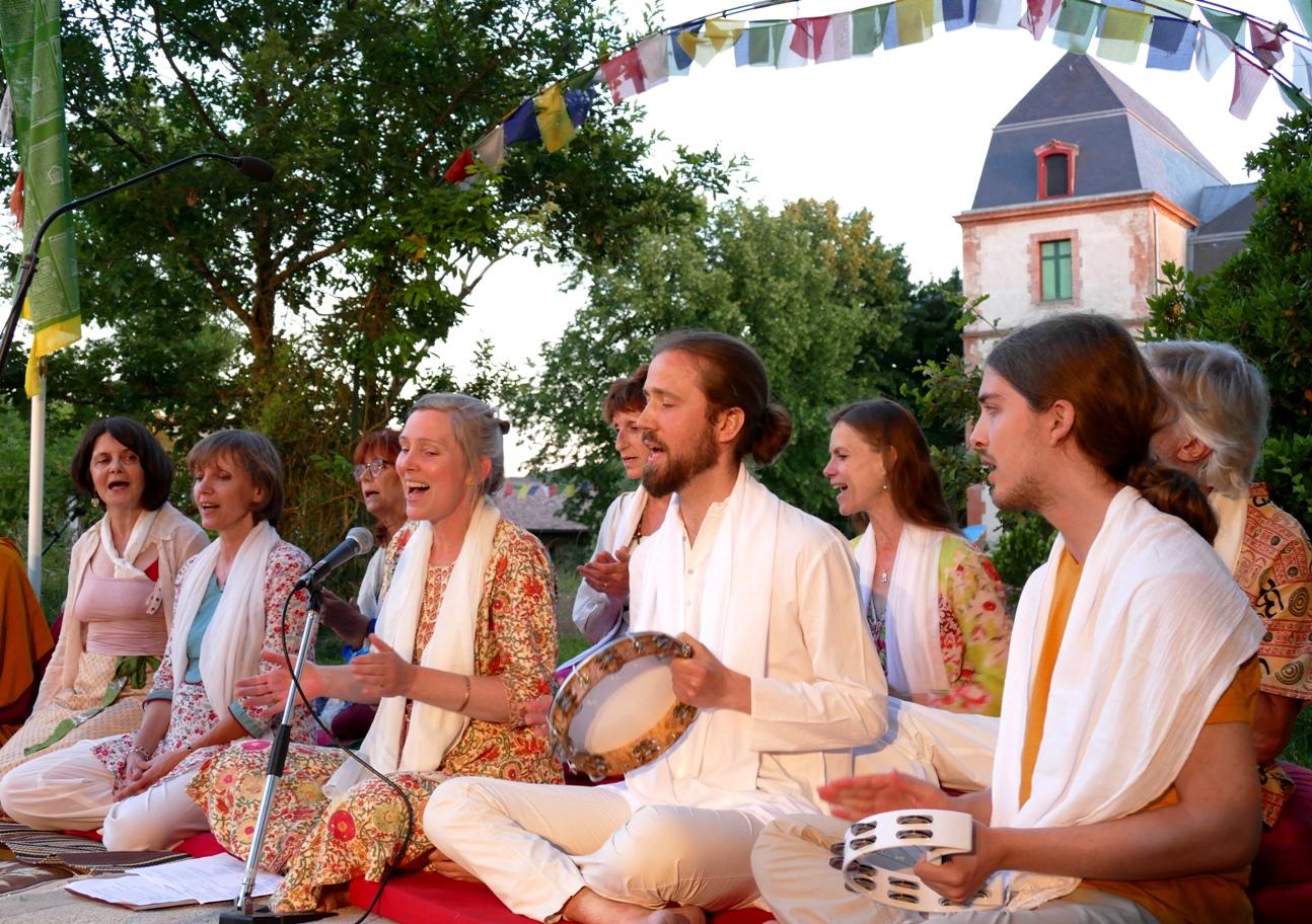 Chants sacrés chez Vajra Yogini 2018
